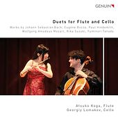 Play & Download Duets for Flute & Cello by Various Artists | Napster