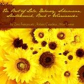 The Best of Lalo, Debussy, Schumann, Shostakovich, Bach & Wieniawski by Various Artists