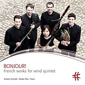 Play & Download Bonjour!: French Works for Wind Quintet by Various Artists | Napster