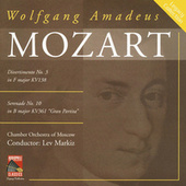 Mozart: Divertimento No. 3 - Serenade No. 10