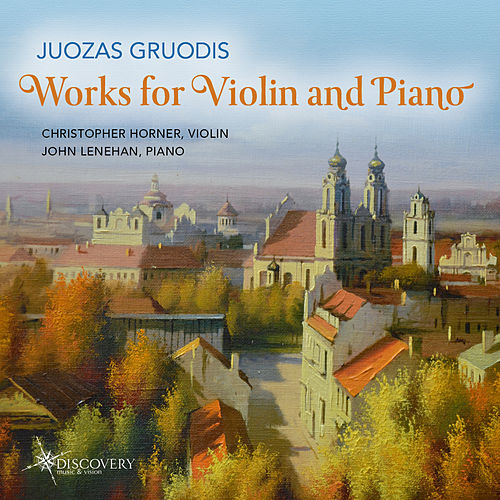 Play & Download Works for Violin and PIano by John Lenehan | Napster