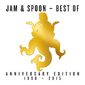 Best Of (Anniversary Edition 1990 - 2015) by Jam & Spoon