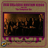 The Complete Set 1922-1925 by New Orleans Rhythm Kings