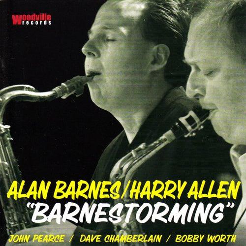 Play & Download Barnestorming by Alan Barnes | Napster