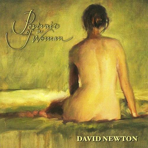 Portrait Of A Woman by David Newton