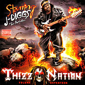 Play & Download Thizz Nation Vol. 17 Starring J-Diggs by Various Artists | Napster