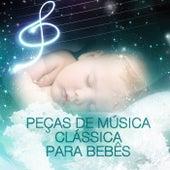 Peças de Música Clássica para Bebês - Os Músicos Mais Conhecidos para Bebês, Música Clássica para Primeira Infância, Total Relajación, Canções de Ninar para Prodígio Infantil by Bebês Música Band