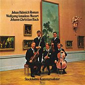 Roman, Mozart, & J.C. Bach: Chamber Music by Stockholms Kammarsolister