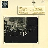 Mozart: Piano Quartet No. 1, K. 478 -  Norman: String Quartet No. 6, Op. 65 by Various Artists