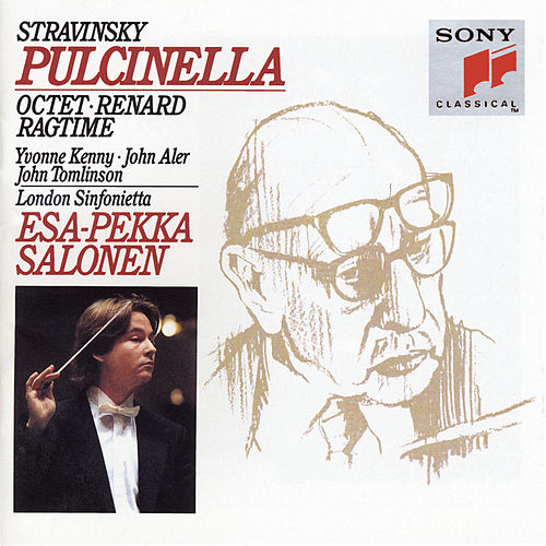 Play & Download Stravinsky: Pulcinella; Ragtime; Renard; Octet by Esa-Pekka Salonen | Napster