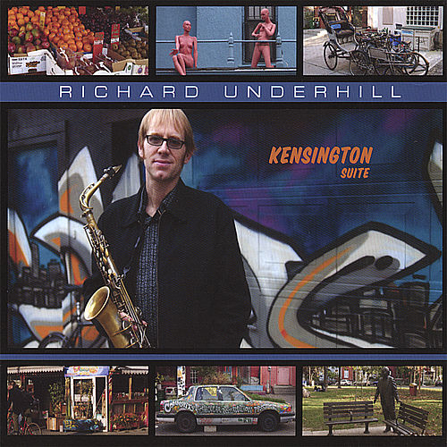 Kensington Suite by Richard Underhill