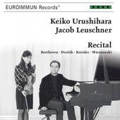 Play & Download Recital Keiko Urushihara / Jacob Leuschner by Keiko Urushihara | Napster