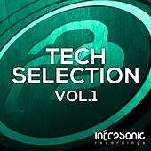 Infrasonic Tech Selection, Vol. 1 - EP by Various Artists