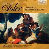 Soler Complete Keyboard Sonatas & Six Concertos for Two Organs by Maurizio Croci Pieter-Jan Belder