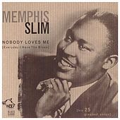 Nobody Loves Me (Everyday I Have The Blues) by Memphis Slim