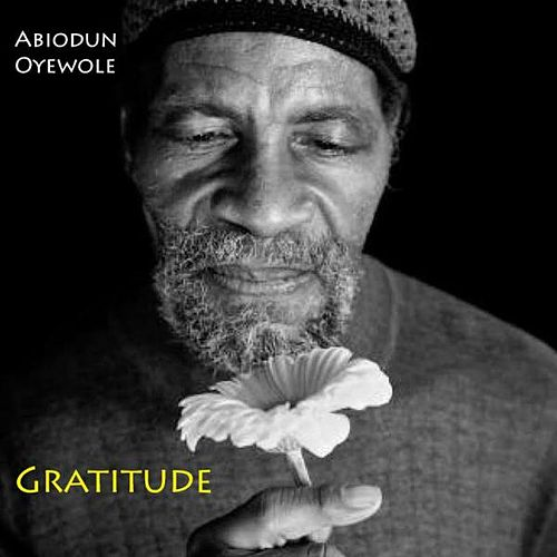 Play & Download Gratitude by Abiodun Oyewole | Napster