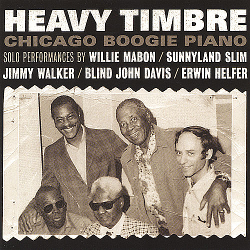 Play & Download Heavy Timbre by Various Artists | Napster