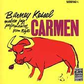Play & Download Kessel Plays Carmen by Barney Kessel | Napster