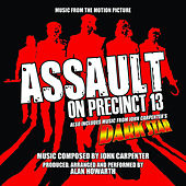 Assault On Precinct 13 / Dark Star (music From The Motion Pictures) by Various Artists