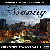 Play & Download Reppin Your City by Nsanity | Napster