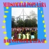 Midsommar populära barn sånger och lekar by Various Artists