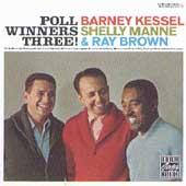 Play & Download Poll Winners Three! by Barney Kessel | Napster