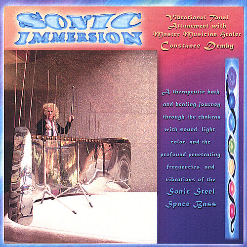 Play & Download Sonic Immersion by Constance Demby | Napster