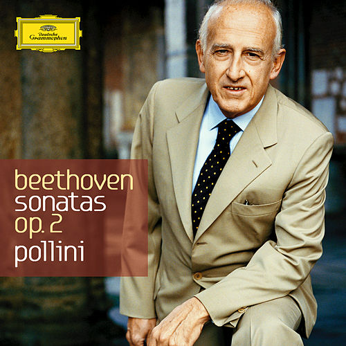 Play & Download Beethoven: Piano Sonatas, Op.2 by Maurizio Pollini | Napster