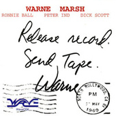 Play & Download Release Record - Send Tape by Warne Marsh | Napster