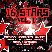 Play & Download 16 Stars Vol. 1 by Various Artists | Napster