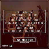 Play & Download Together Riddim by Various Artists | Napster