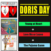 Play & Download Young at Heart + Love Me or Leave Me + the Pajama Game (Bonus Track Version) by Doris Day | Napster