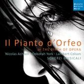 Il Pianto d'Orfeo von Nicolas Achten