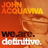 Play & Download We Are Definitive - EP by Various Artists | Napster