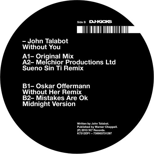 Play & Download Without You by John Talabot | Napster