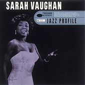 Jazz Profile by Sarah Vaughan