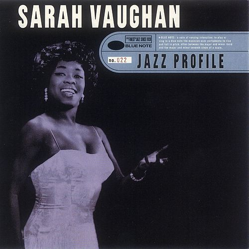 Play & Download Jazz Profile by Sarah Vaughan | Napster