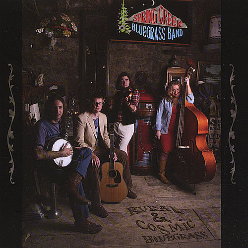 Play & Download Rural & Cosmic Bluegrass by Spring Creek Bluegrass Band | Napster