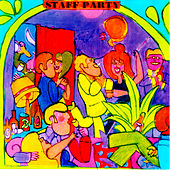 Staff Party by Azalia Snail
