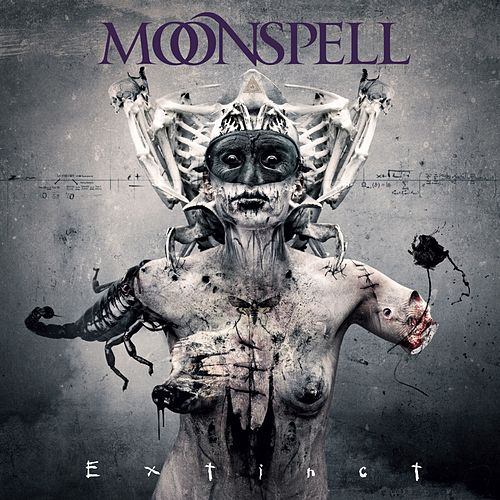 Play & Download Extinct (Deluxe Version) by Moonspell | Napster