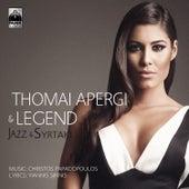 Jazz & Sirtaki by Thomai Apergi (Θωμαή Απέργη)