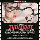 Puccini: Turandot (Recorded 1955) by Various Artists