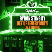 Play & Download Get Up (Everybody) - K & K Rework by Byron Stingily | Napster
