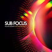 Play & Download Falling Down by Sub Focus | Napster