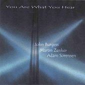 Play & Download You Are What You Hear by John Burgess | Napster