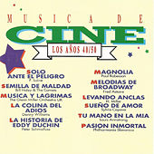 Play & Download Musica de Cine - Los Años 40/50 by Various Artists | Napster