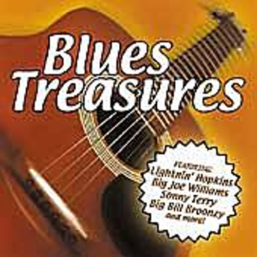 Play & Download Blues Treasures by Various Artists | Napster