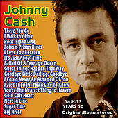 16 Hits, Years 50 by Johnny Cash