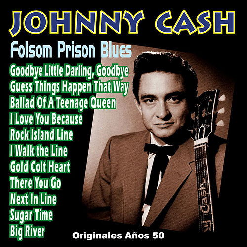 how to play johnny cash folsom prison blues chords