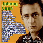 Play & Download 16 Exitos Años 50 by Johnny Cash | Napster
